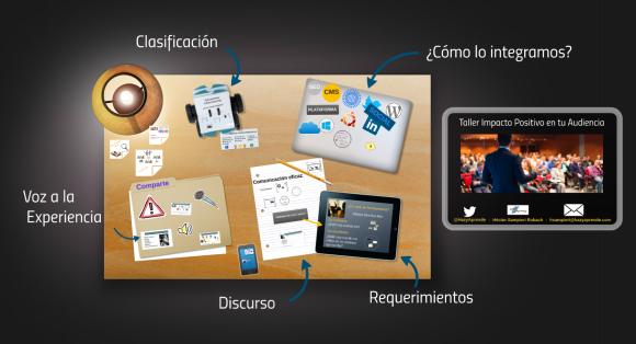 Material de presentaciones