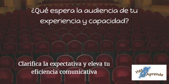 Comunicación, eficacia, expositor, speaker